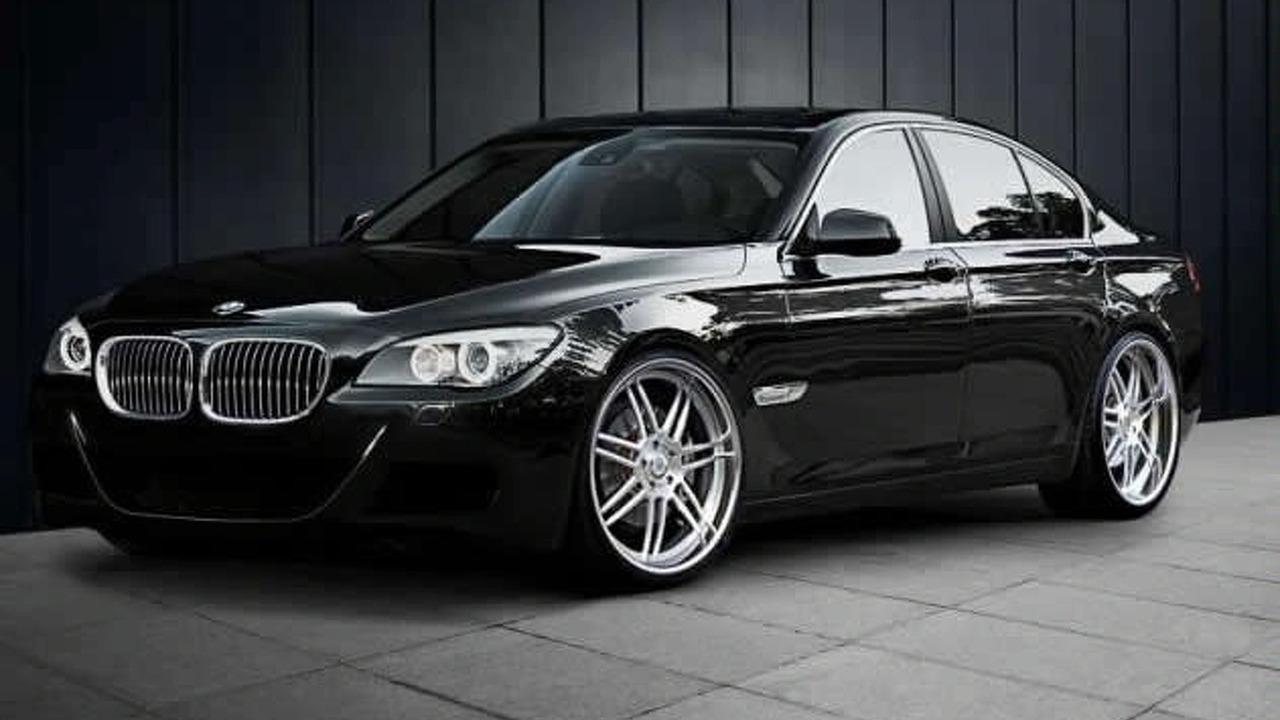 BMW M7 Artists Rendering