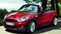 Mini Cooper John Cooper Works Cabrio Revealed