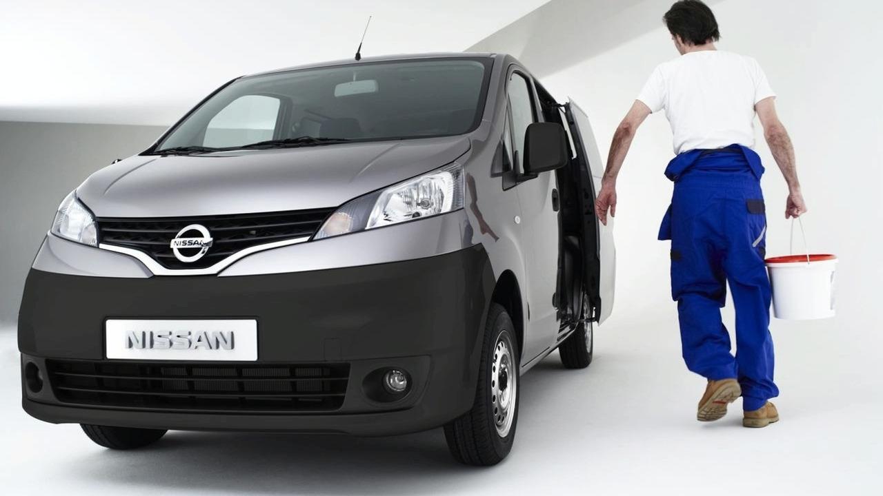 Nissan NV200 2010
