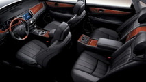2010 Hyundai Equus Interior