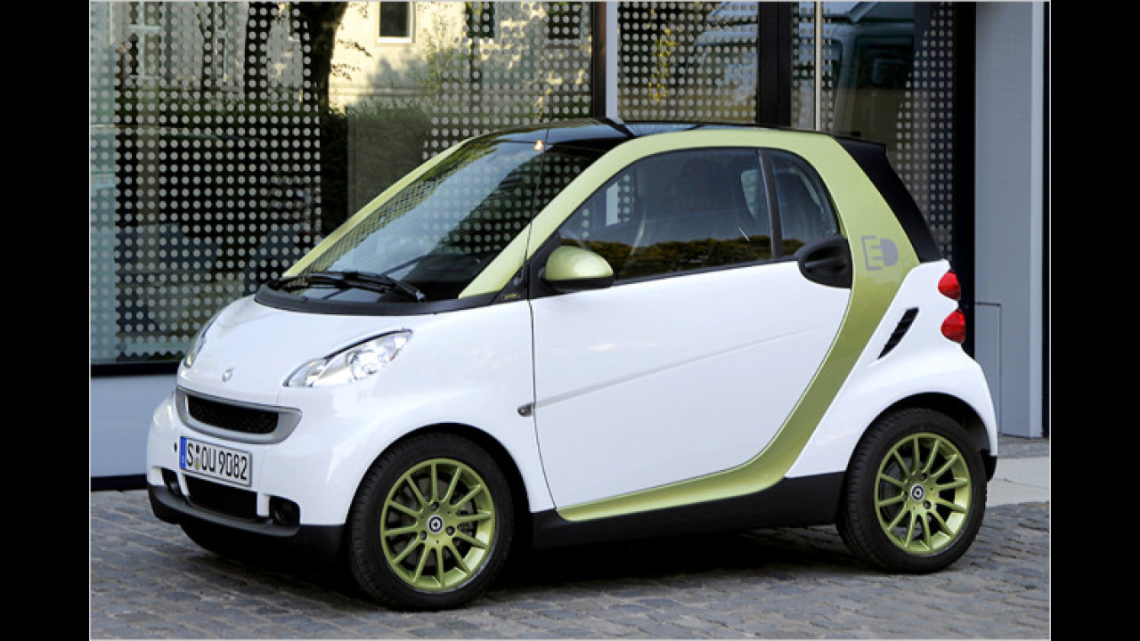 Elektro-Smart ab 2012
