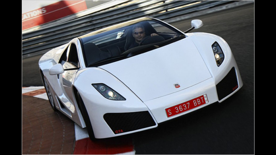 Feuriger Spanier: Der Supersportler GTA Spano