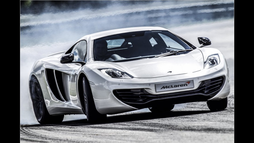 McLaren MP4-12C: Mehr Power