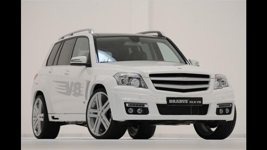 Brabus GLK V8: Big Block für das kleinste Mercedes-SUV