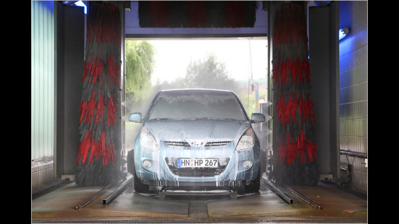Tipps zur Fahrzeugpflege