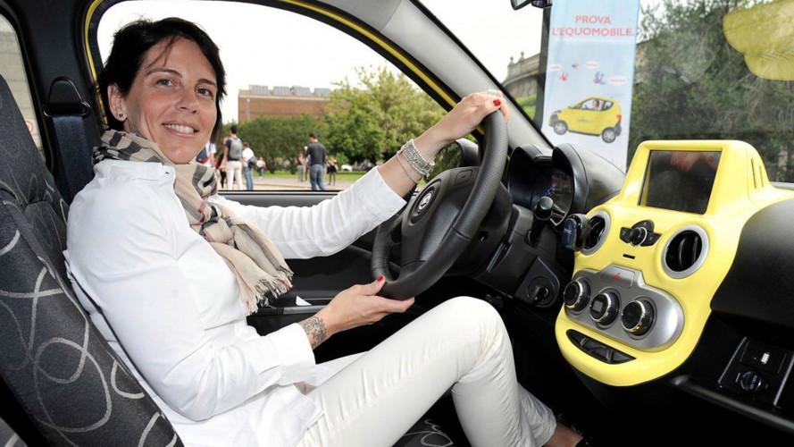 Il car sharing elettrico come auto aziendale, la proposta di Sharen'go