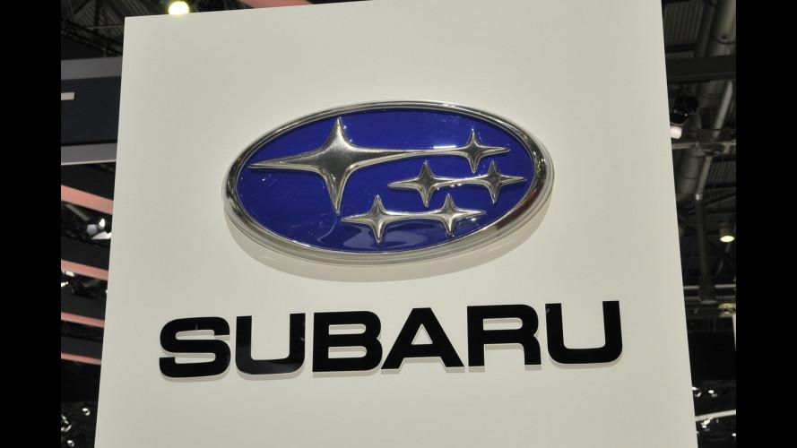 Subaru al Salone di Ginevra 2012