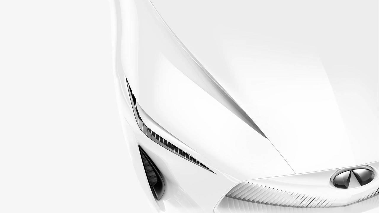Infiniti Detroit Car Concept