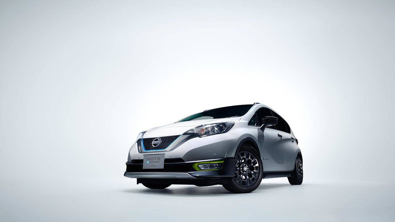 Nissan Note E-Power C-Gear