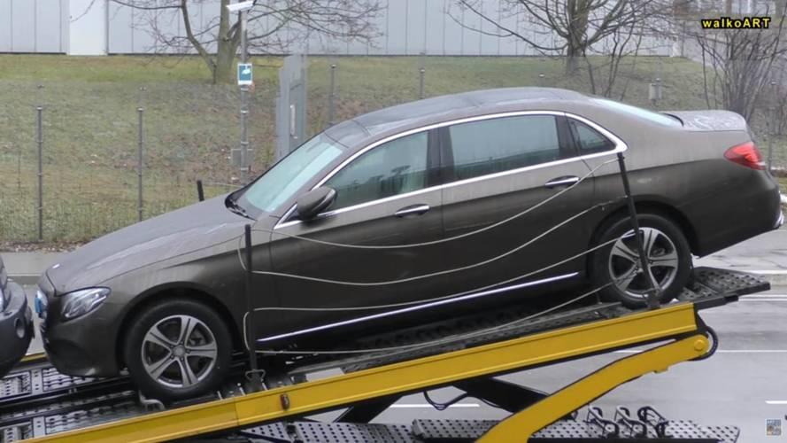 Uzun dingil mesafeli Mercedes E-Serisi'nin Avrupa'da işi ne?