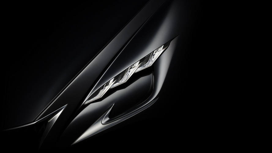 Lexus LS FCV to feature all-wheel drive