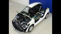 Sistema Hybrid Air di PSA Peugeot Citroen