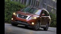 Nuova Nissan Pathfinder 2013 USA