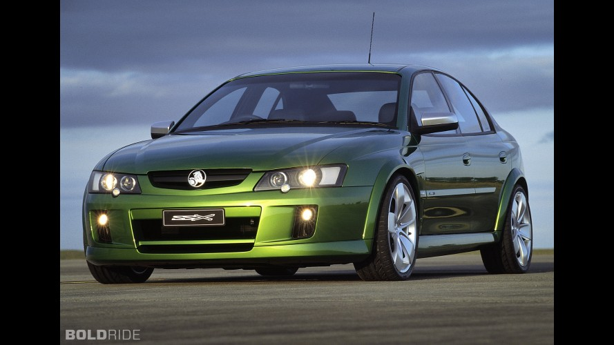 Holden SSX Concept