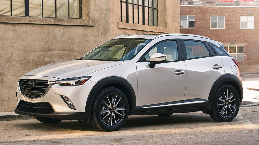 Mazda CX-3 Adds New Standard Features, Increases Price by $190