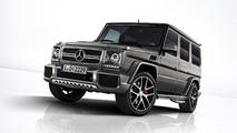 Mercedes-AMG G 63 and Mercedes-AMG G 65: Exclusive Edition