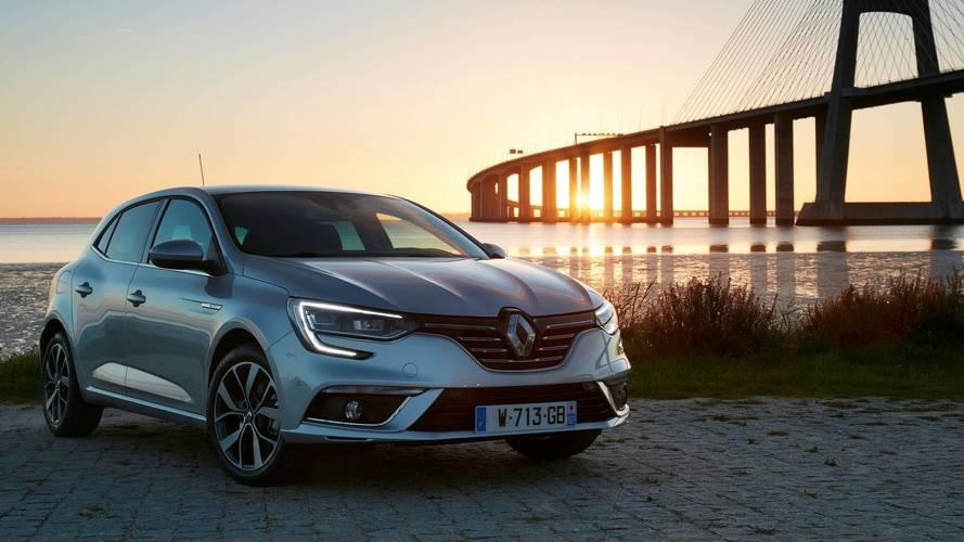 Renault Megane yeni motoruna kavuştu
