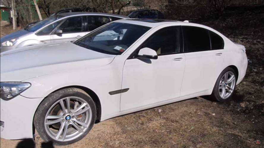 See this body repair pro bring a bmw 7 series back from for Bmw south motors service