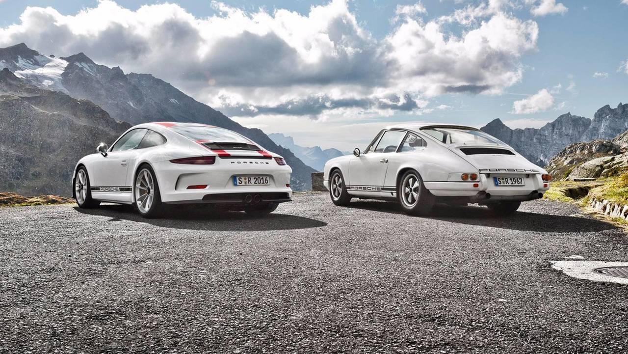 Porsche 911 R (1967)