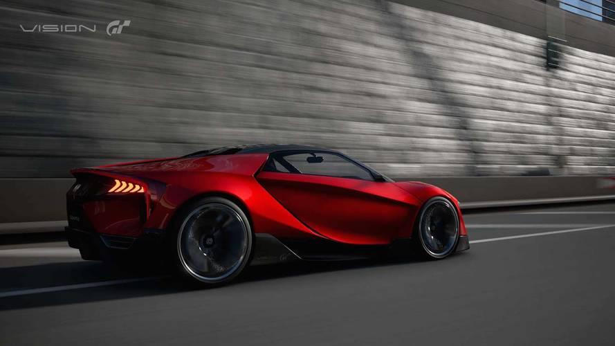 Baby NSX Isn't Happening, Says Acura