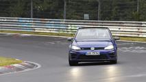 Prototype VW Golf R sur le Ring