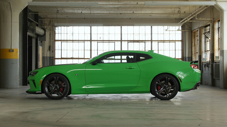 2017 Chevy Camaro SS | Why Buy?