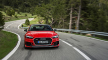 Audi RS 4 Avant and RS 5 Carbon Edition