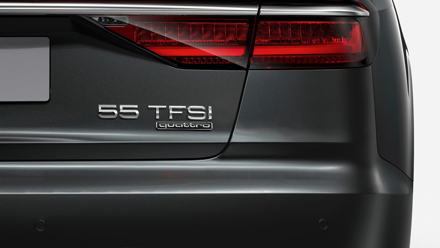 Prepare To Be Confused By Audi's New Double-Digit Naming Scheme