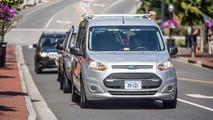 Ford seat suit for autonomous study