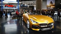 BMW Z4 Concept - Frankfurt