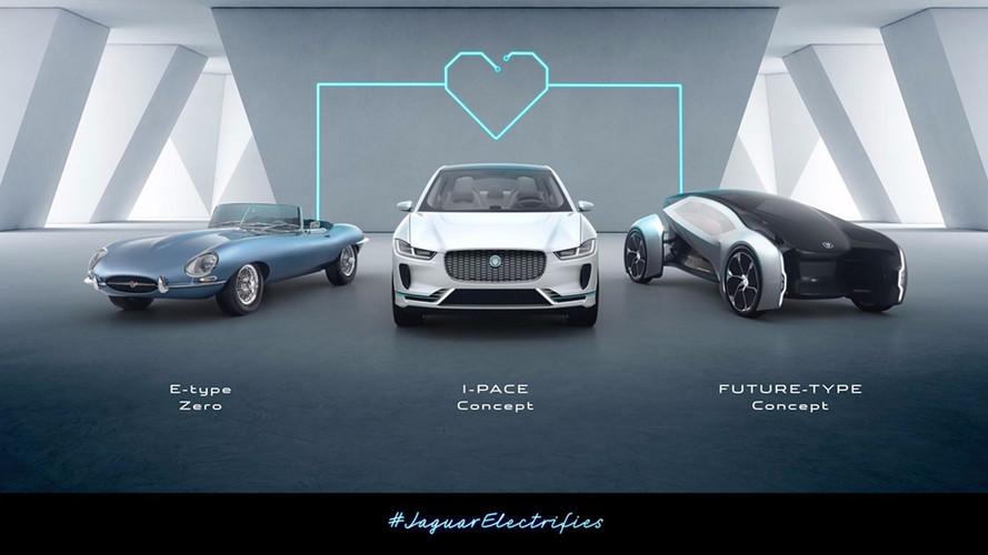 Jaguar Land Rover só fará híbridos e elétricos a partir de 2020