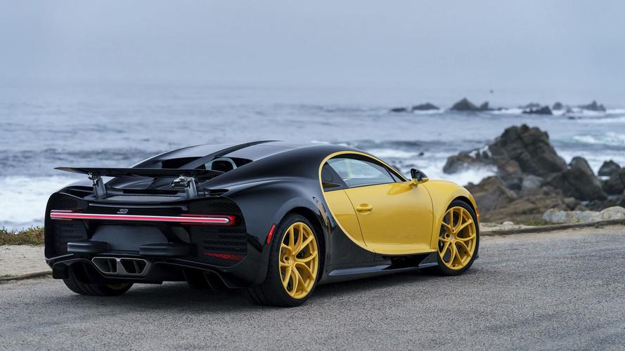 Bugatti étudiera la remplaçante de la Chiron à partir de 2019