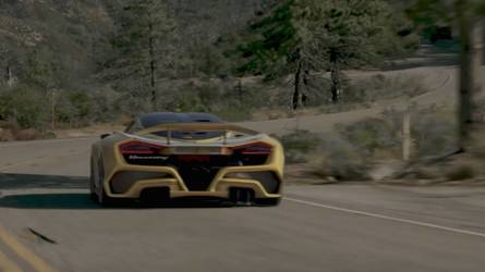 Hennessey Teases Venom F5 On Video, Scheduled For SEMA Debut