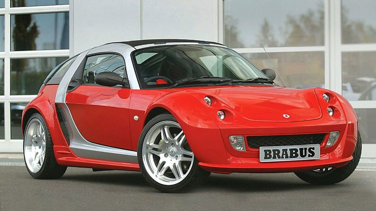 Smart Roadster Coupe Racer (RCR)