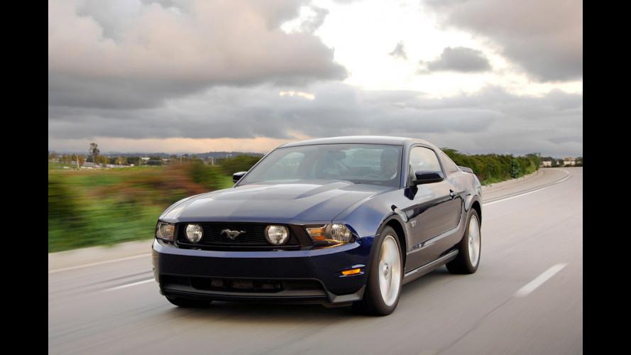 Lotta serrata fra Camaro e Mustang