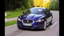 Jaguar XF Model Year 2012