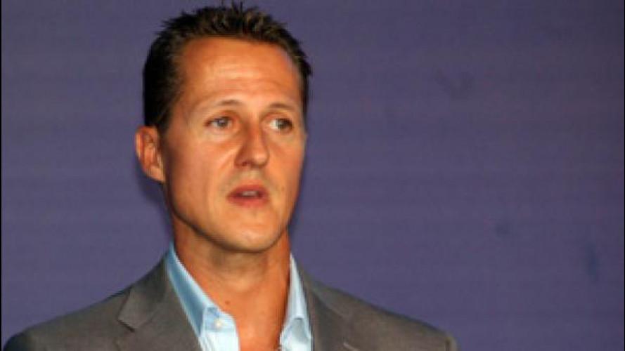 Schumacher, sulle tracce del ladro della cartella clinica