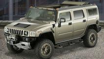 Hummer H2 Safari Concept