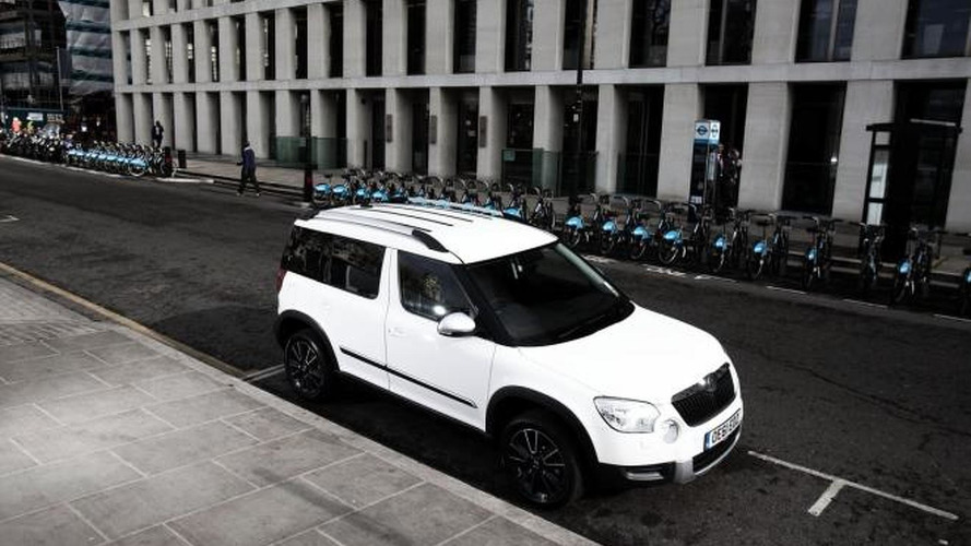 Skoda Yeti Urban limited edition announced for UK
