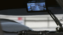 Audi R18 digital rear-view camera system 28.5.2012