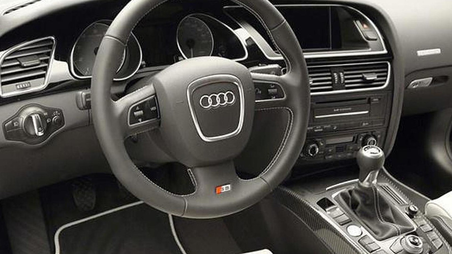 Audi S5 special edition revealed (US)