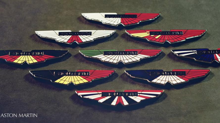 VIDÉO - Neuf logos Aston Martin pour le championnat du monde d'Endurance