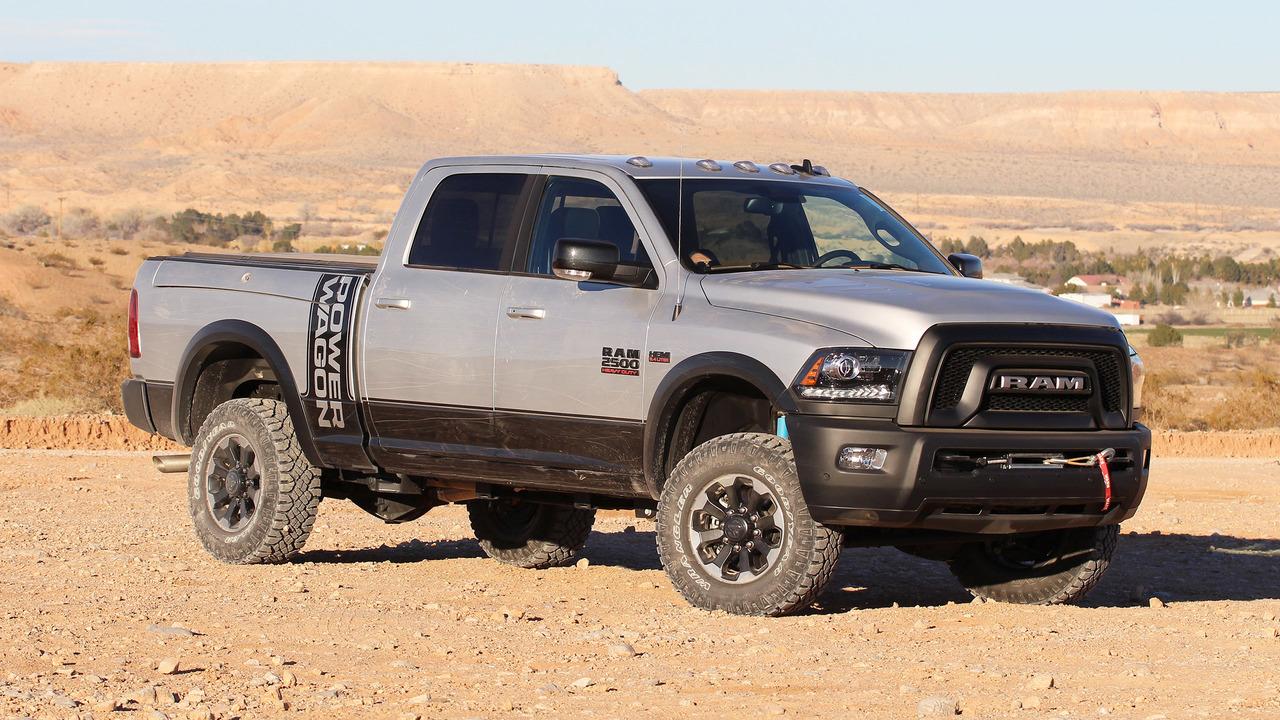 Ram 2017 Laramie >> 2017 Ram 2500 Power Wagon First Drive: Capability beyond crawling