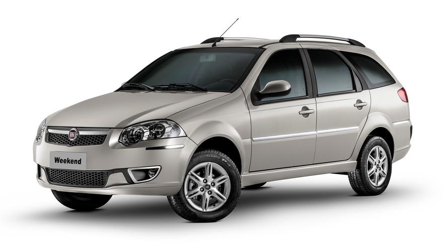 Fiat Weekend 2018 chega por R$ 60.390 com ar-condiconado opcional