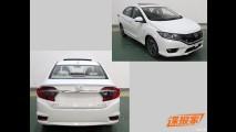 Honda Greiz é o nome do novo City para a China - e vai conviver com o antigo