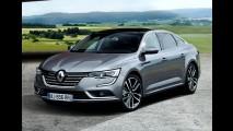 Renault Talisman é o novo sedã de luxo que mira VW Passat e Audi A4 - veja fotos