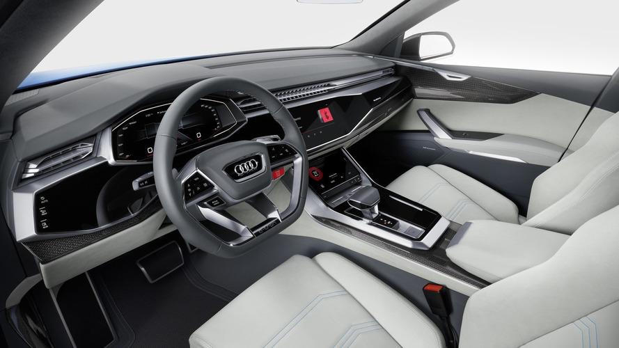 Audi Q8 Concept ...