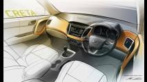 Flagra: rival do HR-V, Hyundai Creta é praticamente um ix25