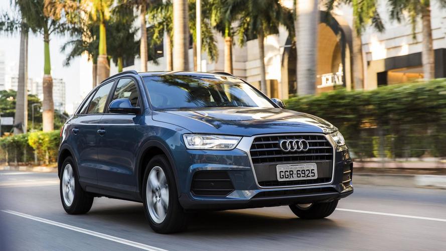SUVs premium mais vendidos - Q3, X1 e GLA em disputa acirrada pela liderança