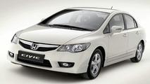2009 Honda Civic Hybrid EU-spec